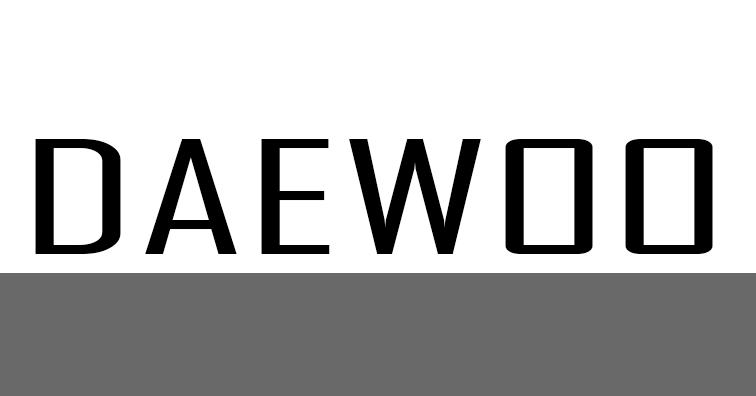 DAEWOO 1 - اعلام خرابی