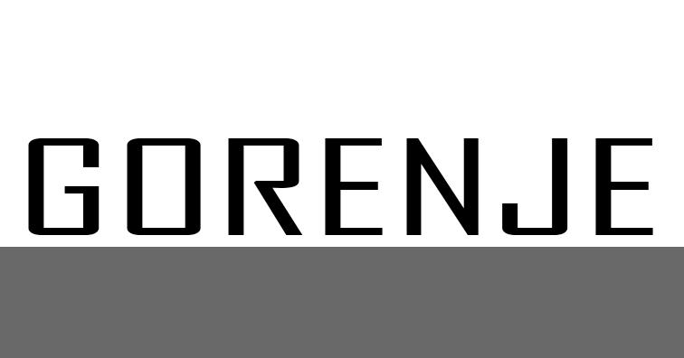 GORENJE - اعلام خرابی