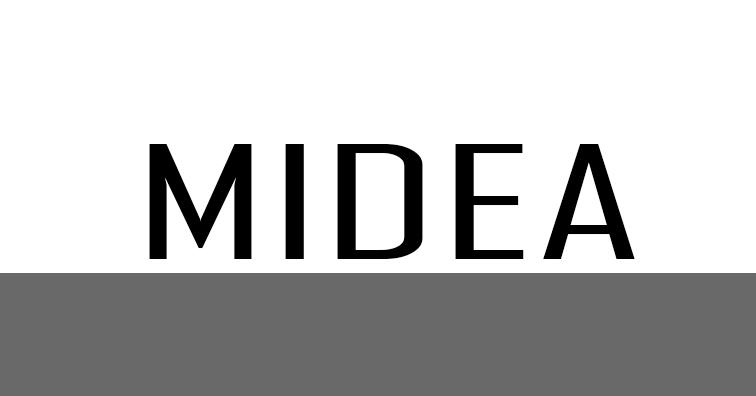 MIDEA - اعلام خرابی