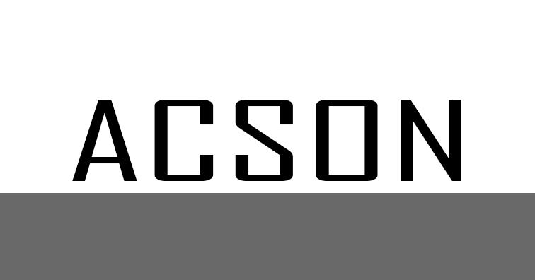 ACSON - اعلام خرابی