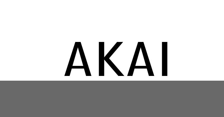 AKAI - اعلام خرابی