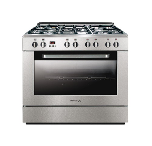 Gas Stove Daewoo DGC 965DEW90 Single Oven4533b2 - اجاق گاز
